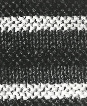 Herren Strickjacke mit Reißverschluss aus mitteldicker, reiner Wolle gestrickt