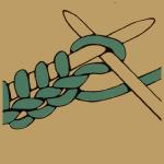 Anschlagen und Abketten zu Beginn und Ende von Strickarbeiten