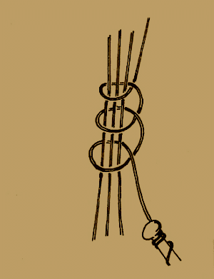Verknüpfen und Zusammenhäkeln