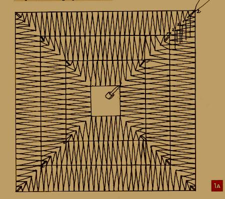 Windspiel Modelle, Klöppeln