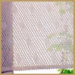 Gardine stricken, für kleine Fenster