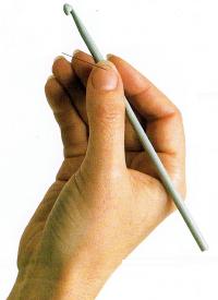 Stifthaltung