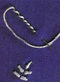 Knotenstiche