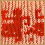 Norweger Strickarbeit, ein sehr altes Handwerk