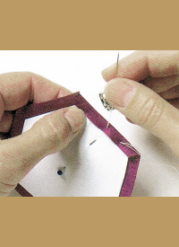 Patchworkteile richtig und genau zusammennähen