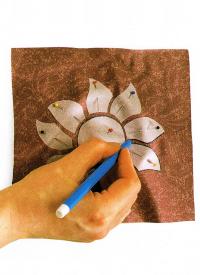 Papierschablonen anfertigen
