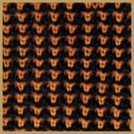 Zweifarbiges Tweedmuster Strickanleitung