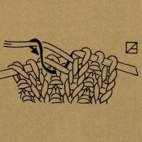Strickschriften 1 Masche mit Umschlag links zusammenstricken